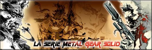 La série Metal Gear Solid