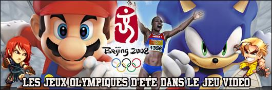 Les Jeux Olympiques d'été dans les jeux vidéo