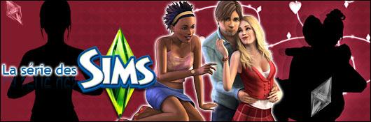 La série des Sims