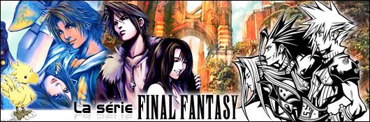 La série Final Fantasy