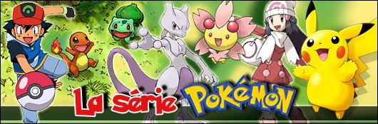 La série Pokémon