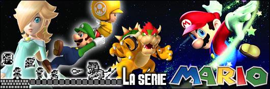 La série Mario