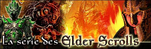 La série The Elder Scrolls