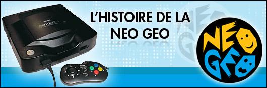 L'histoire de la Neo-Geo