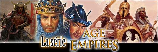 La série Age of Empires