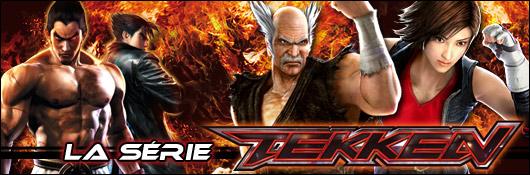 La série Tekken