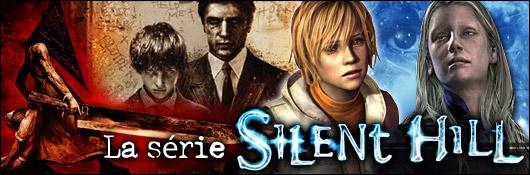 La série Silent Hill