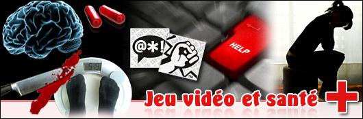 Jeu vidéo et santé