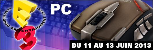 E3 2013 - L'actualité PC