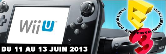E3 2013 - L'actualité Wii U