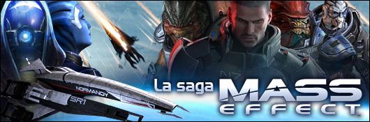 La saga Mass Effect