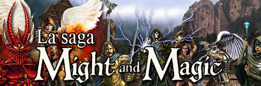 La saga Might and Magic
