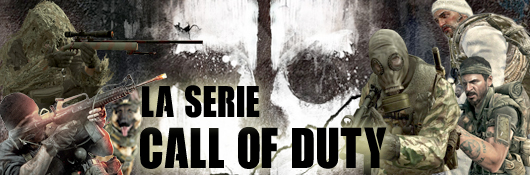 La série Call of Duty