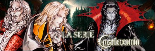 La série Castlevania