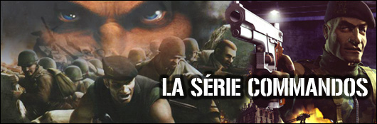 La série Commandos