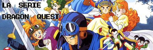 La série Dragon Quest