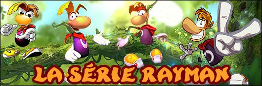 La série Rayman
