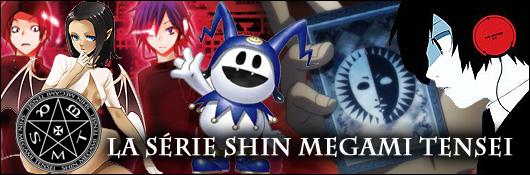 La série Shin Megami Tensei