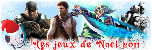 Les jeux de Noël 2011