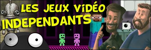 Les jeux vidéo indépendants