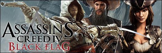 Les studios Ubisoft à l'abordage d'Assassin's Creed IV