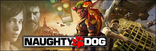 Le studio Naughty Dog
