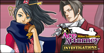 Ace Attorney Investigations : Miles Edgeworth