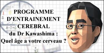Programme D'Entrainement Cerebral Du Dr Kawashima : Quel Age A Votre Cerveau ?