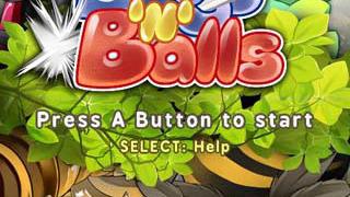 Bugs'N'Balls en approche sur DsiWare
