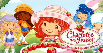 Charlotte Aux Fraises : Le Gateau Des Quatre Saisons