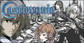 Castlevania : Dawn of Sorrow