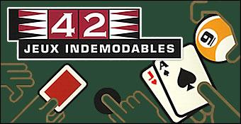 42 Jeux Indemodables