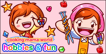 Cooking Mama World : Hobbies and Fun : Ateliers Créatifs