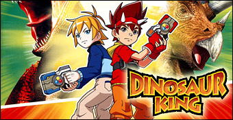 test dinosaur king sur ds