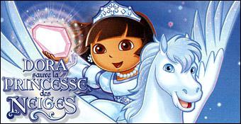 dora sauve la princesse des neiges ds