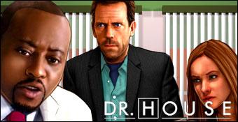 personnage docteur house