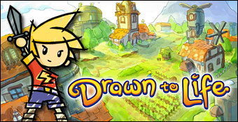 Drawn To Life : Dessine Ton Heros
