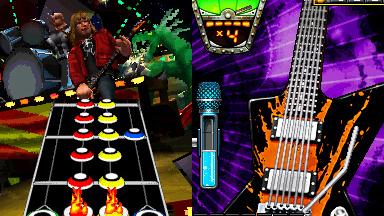 La tracklist complète de Guitar Hero : On Tour Modern Hits