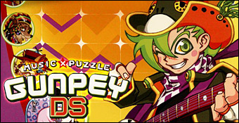 Music Puzzle : Gunpey DS