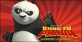 Kung Fu Panda : Guerriers Légendaires