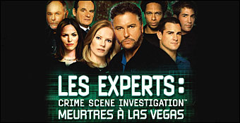 Les Experts : Meurtres A Las Vegas