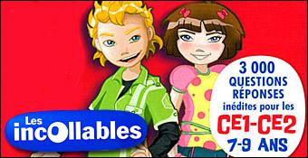 Les Incollables CE1-CE2