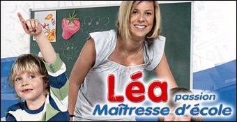 Lea Passion Maitresse d'Ecole