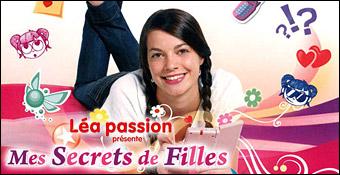 Lea Passion Presente Mes Secrets de Filles