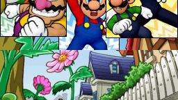 Mario est bien party sur DS