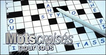Mots Croises Pour Tous