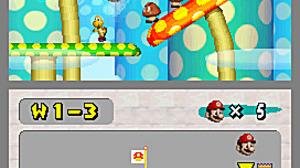 New Super Mario Bros crève le plafond
