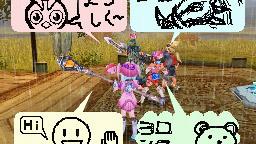 Premières images de Phantasy Star Zero
