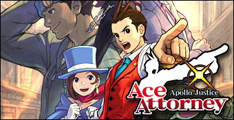 Apollo Justice : Ace Attorney