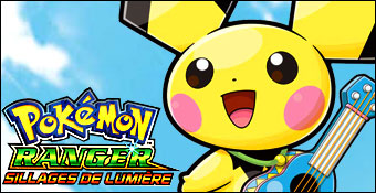 jeux ds pokemon ranger sillage de lumiere